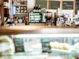 Nuestra terraza-café