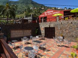 cena terraza gomera